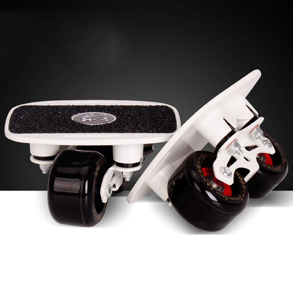 【上品】 ドリフトボードフライラインスケートフラッシュ大人の子供四輪スプリットスケートボード輸送されたロードスクラブ B07FLXKCLT White White White B07FLXKCLT White, 除菌浄化研究所アクアヴィーナス:049eaf37 --- a0267596.xsph.ru
