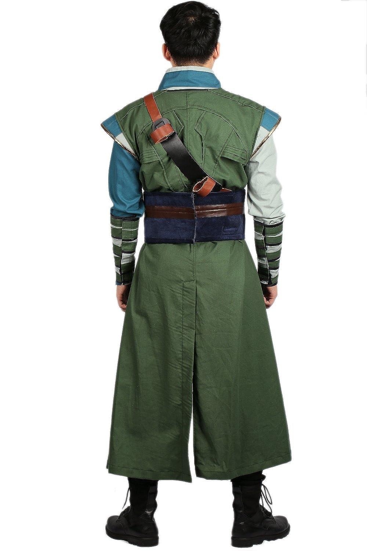 Amazon.com: xcostume Baron Mordo traje de disfraz para ...
