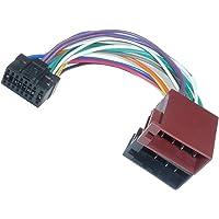 Alpine DIN ISO Auto Radio Adaptador Cable Conector