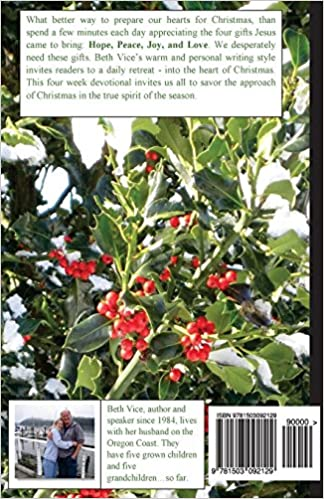 The Four Gifts of Christmas: Advent Readings for December: Beth E ...