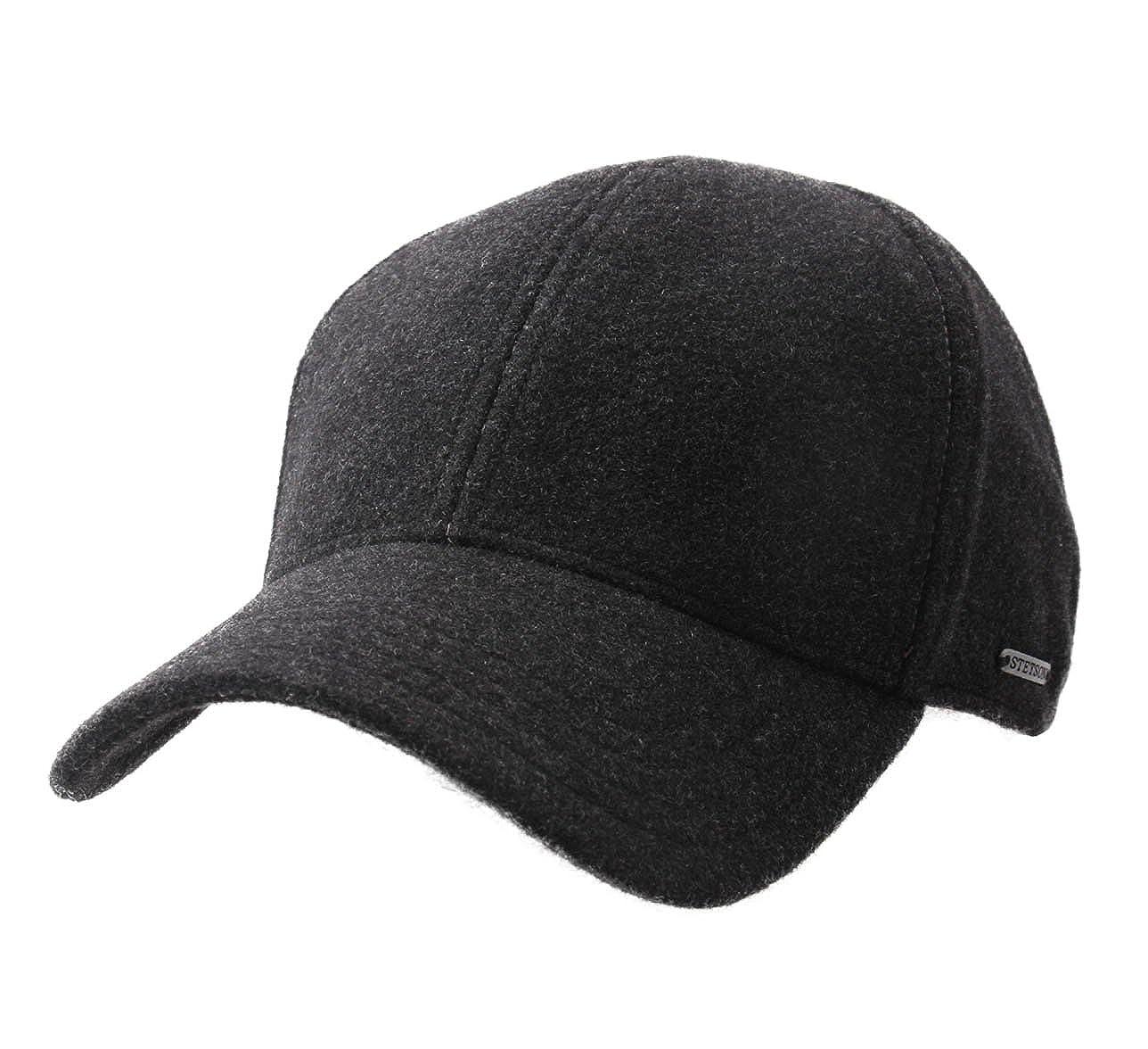 Stetson Men s Baseball Cap Lined Baseball Cap Size M at Amazon Men s  Clothing store  266ca58ed24