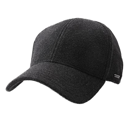 44a3894eaff36 Stetson Men s Baseball Cap Lined Baseball Cap Size M at Amazon Men s ...