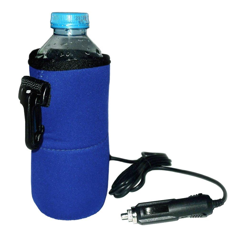 Kasstino Car Travel Bottle Warmer With Hook-on Clip - Ideal For Baby Food/Milk Warm KA0266