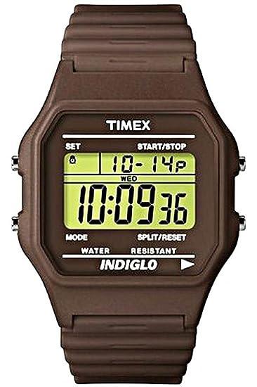 93b48420bed5 Timex T80 Classic T2N212 Orologio da Polso Unisex  Amazon.it  Orologi