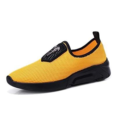 Shoes Gram Epos 2019 Men Spring Summer Casual Shoes High Quality Male Mesh Summer Cool Leather Dress Business Loafer Driving Shoes Modern And Elegant In Fashion