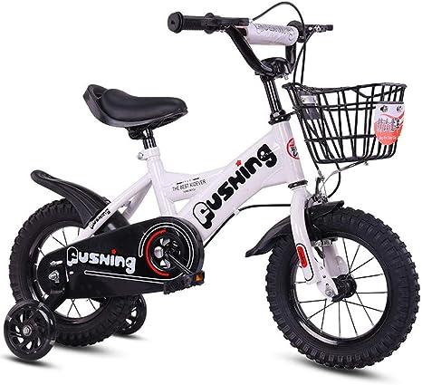Sklsy Bicicleta para niños de 3-4-6-10 años de Edad, 12/14/16 ...