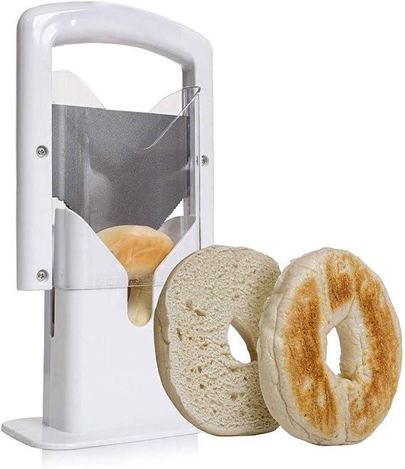 TAOtTAO Home - Cortador de pan, acero inoxidable, herramienta para ...