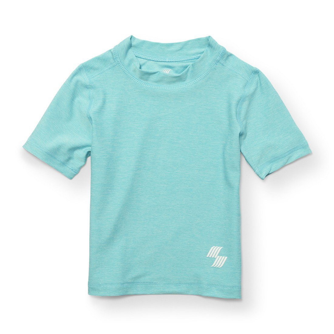 The Children's Place Boys' Short Sleeve Rashguard 2063579