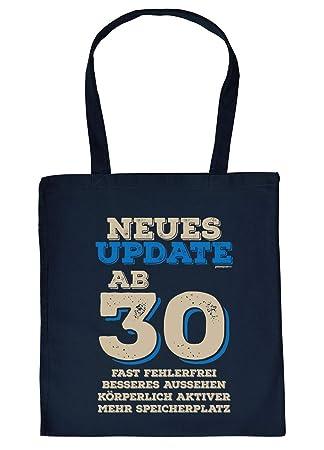 Witzige Geschenk Tasche Zum 30geburtstag Verpackung Update