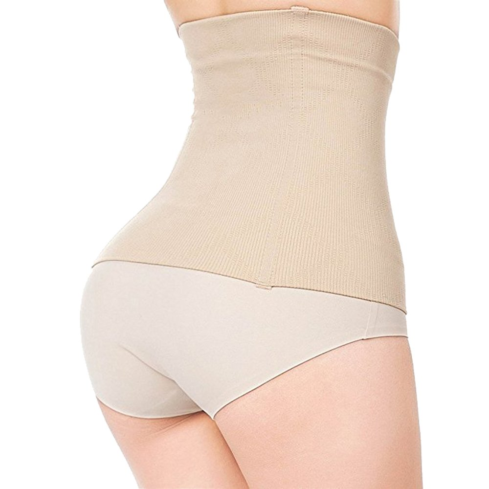 4faff0fa978 Evenriver Waist Trainer Shapewear for Weight Loss Tummy Control Body Shaper  Breathable Waist Cincher (XXX-Large