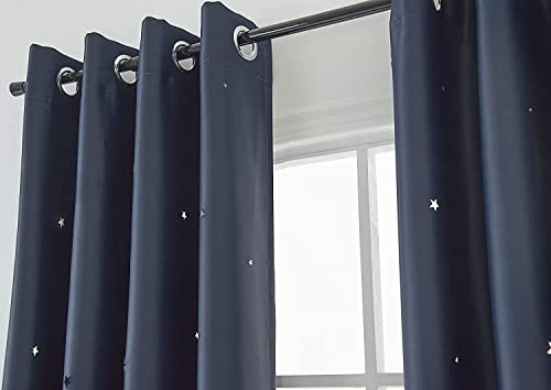 Editors' Choice: Jarl home Woven Blackout Window Curtain Panel Pair