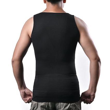 77c04772dc1dd Men s Body Shaper For Men Slimming Vest Tummy Waist lose Weight Compression  Shirt