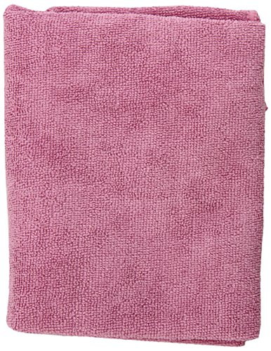Bath Accessories Microfiber Hair Towel, Pink