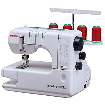 Janome 1000CPX Coverstitch Machine