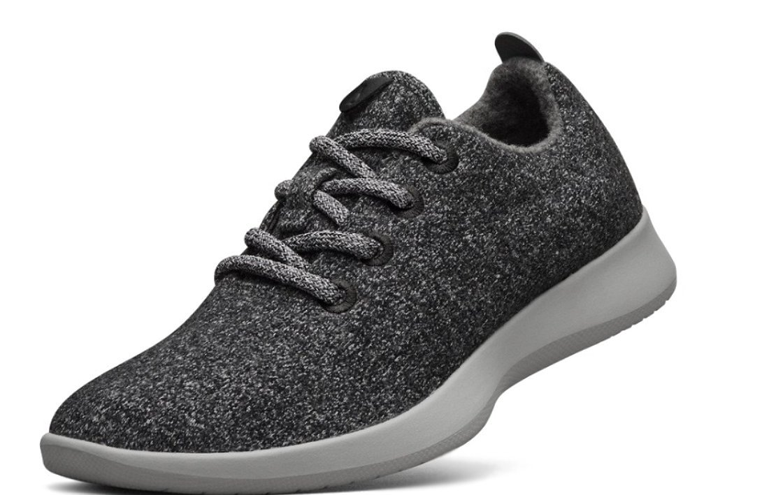 (オールバーズ)allbirds Men`s Wool Runners Sneakers メンズウールランナースニーカー(並行輸入品) B075GD8K6Q US14 Natural Grey / Light Grey Sole