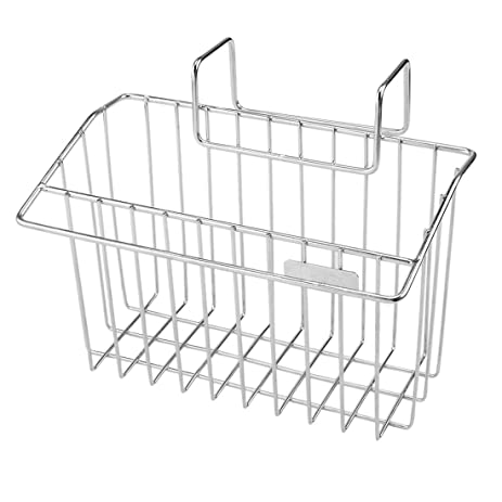 Amazon.com: Kitchen Sink Caddy, YIFAN Stainless Steel Scrubber ...
