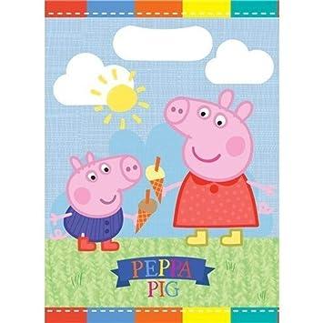 Peppa Pig Bolsas Sorpresa - Pack de 8