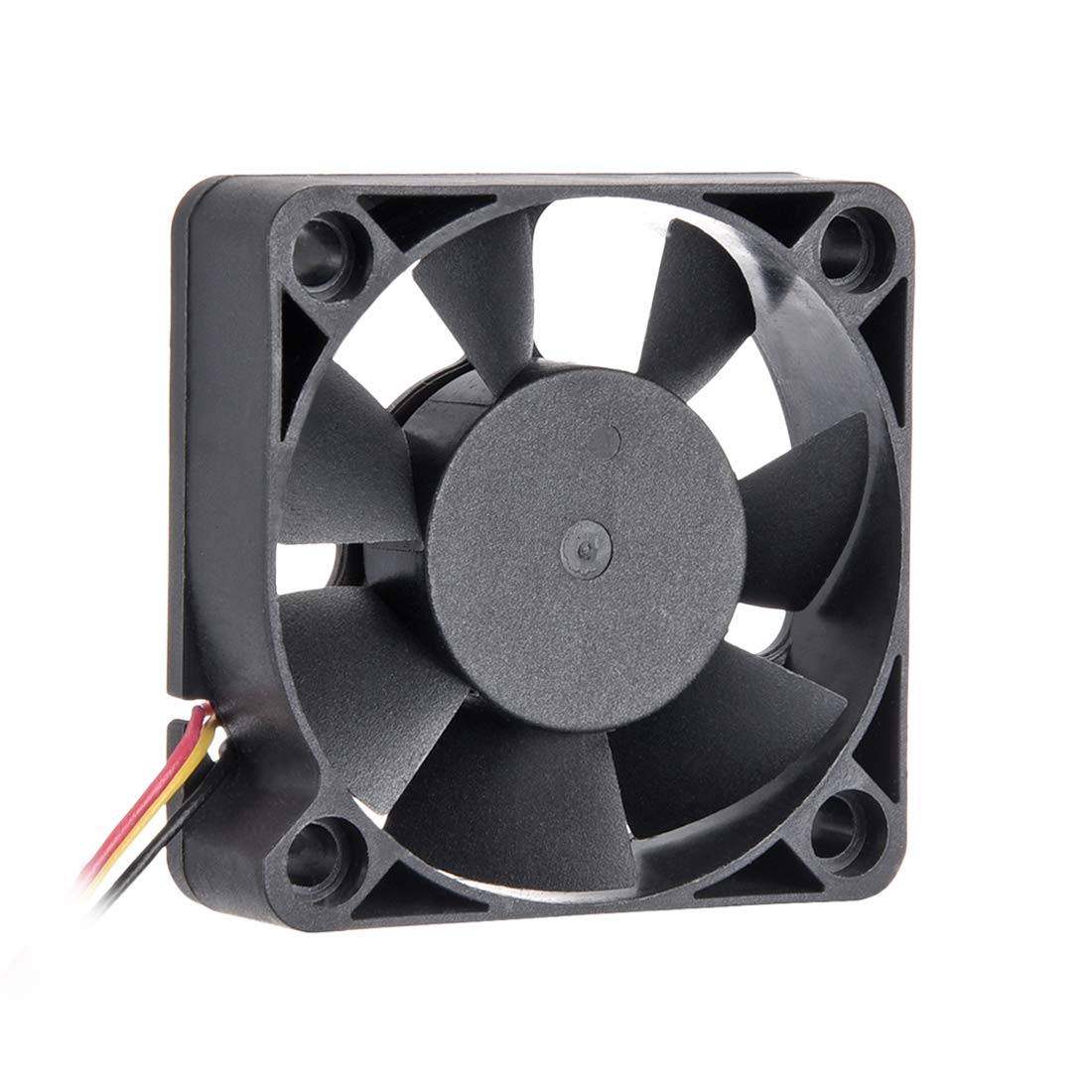 uxcell SNOWFAN Authorized 50mm x 50mm x 15mm 12V Brushless DC Cooling Fan 0323