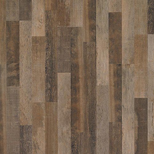 Mannington Laminate Flooring (Mannington 28220 (S) Restoration Collection Whiskey Mill Laminate Flooring, 12Mm, Barrel)