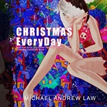 Christmas Everyday Book 1: Pale Hair Girls Christmas Series (Pale Hair Girls Christmas Everyday) (Volume 1)