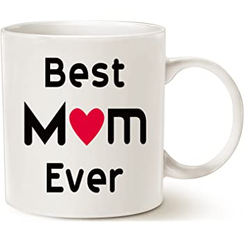 mauag christmas gifts best mom coffee mug best mom ever unique christmas or birthday gifts idea for mom mother mama mommy porcelain cup white 14 oz - Best Christmas Gifts For Moms