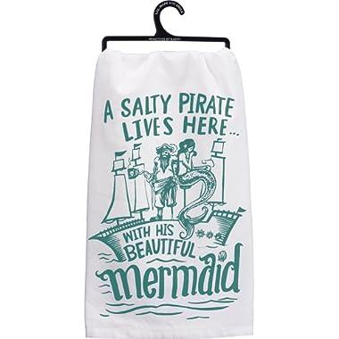 Dish Towel - Beautiful Mermaid, Set of 3