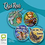 img - for Quick Reads Mad Goat Mystery plus three more book / textbook / text book