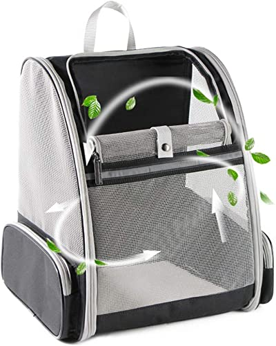 Texsens-Pet-Backpack-Carrier-for-Small-Cats-Dogs
