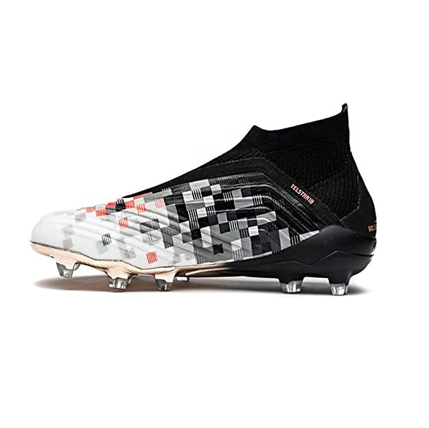 d7434324e3 adidas Predator Telstar 18+ FG Cleat Men s Soccer 10 Core Black-Copper  Metallic-White  Amazon.co.uk  Shoes   Bags