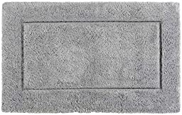 Kassatex Classic Egyptian Bath Rug - Anthracite - 24 in. x 40 in.