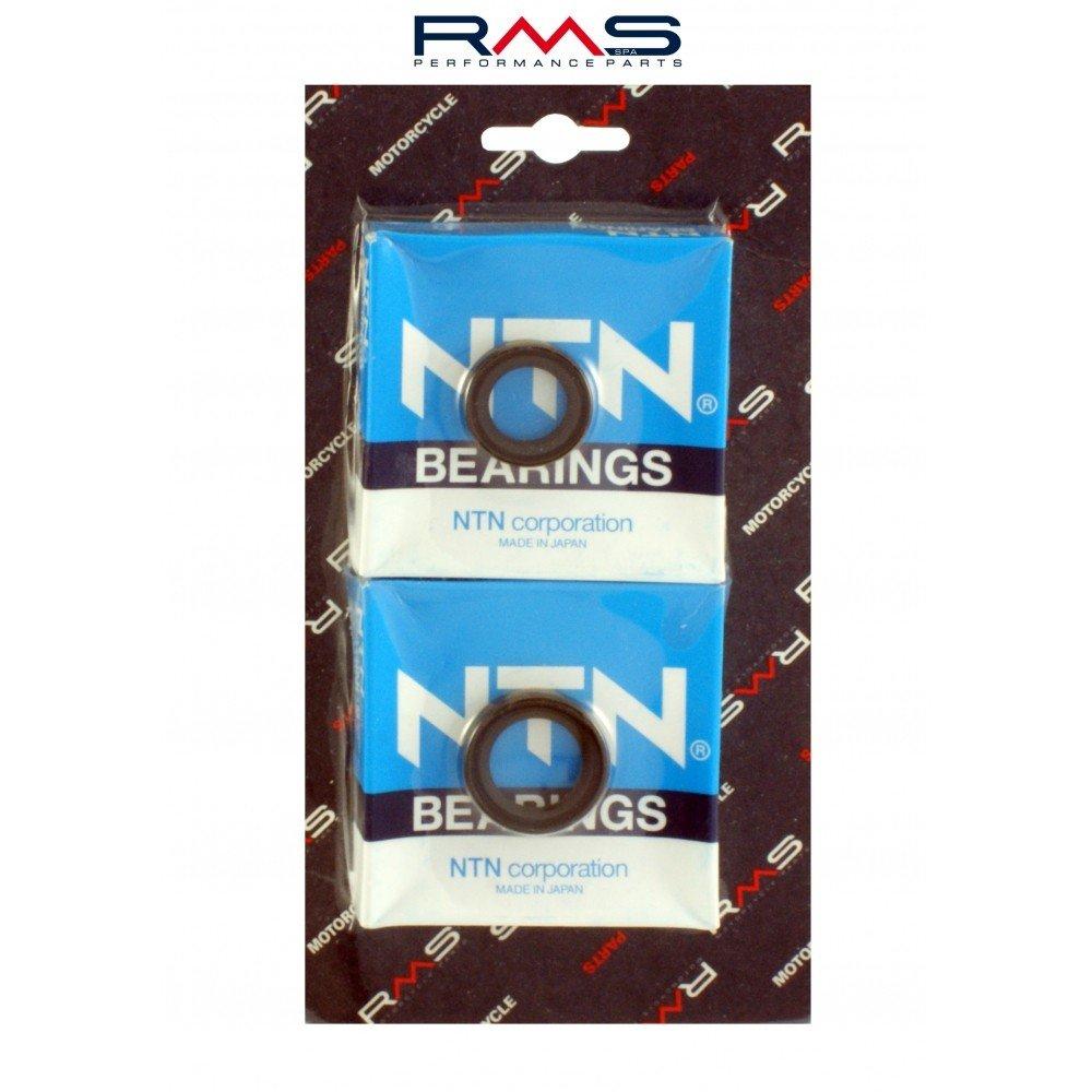 /50/CCM RMS /Piaggio//Gilera / Manivela Onda Almacenamiento NTN Incluye HQ/ /Onda Resistente al Anillos/
