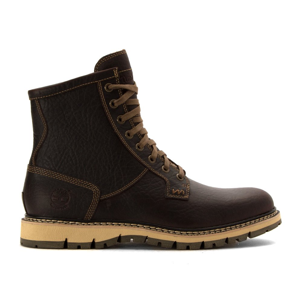 Timberland Men's Britton Hill Plain Toe Boot WP Hiking Boots