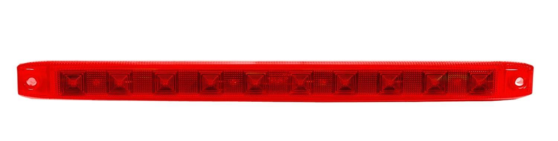 Maxxima M63318-A 20 LED Rectangular White Surface Mount Backup Strip Light