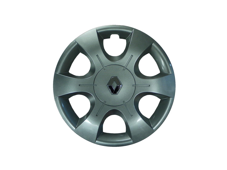 Renault Juego de tapacubos Trafic 4 x 16 Ruedas VY1829#KIT1: Amazon.es: Coche y moto