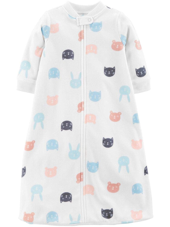 Amazon.com: Saco de dormir para bebé Carters Baby con gatos ...