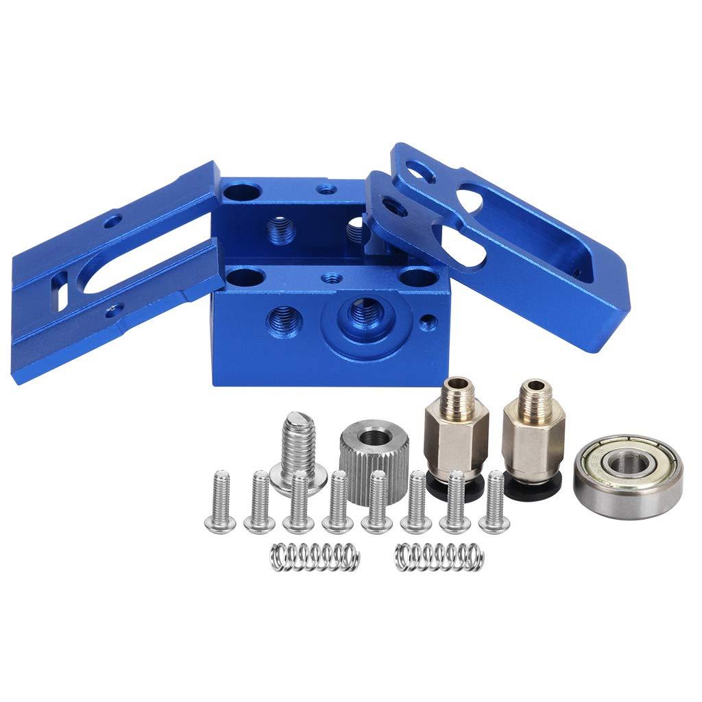 MagiDeal 3D Printer Bulldog Extruder Parts Reap Bulldog Metal J-Head.