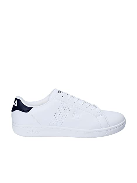 Fila Scarpe Sneakers Uomo Pelle Bianca 1010274-98F  Amazon.it  Scarpe e  borse 2cf34337d3e