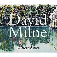 David Milne Watercolours by Katherine Lochnan (2005-08-23)