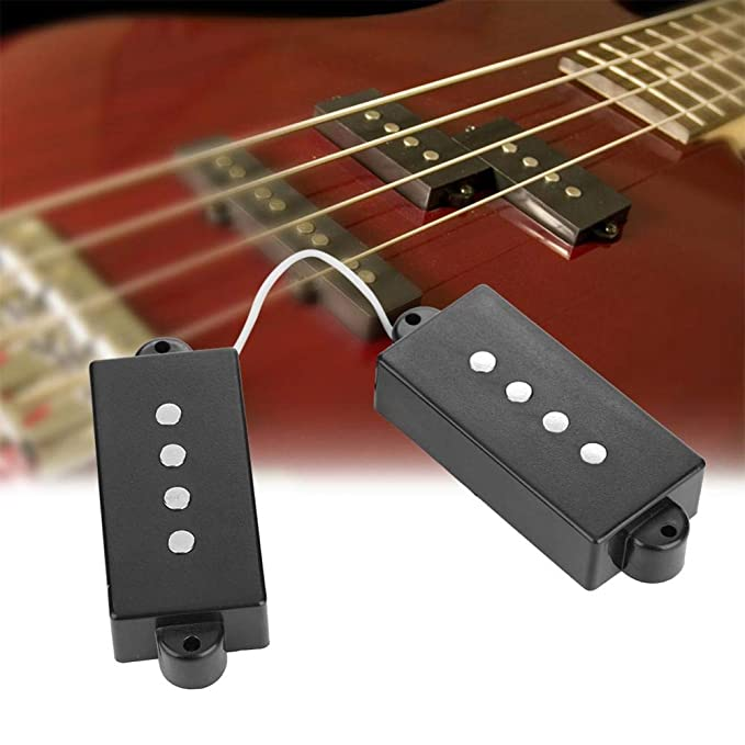 Humbucker - Juego de cinta adhesiva de cobre para guitarra de bajo ...