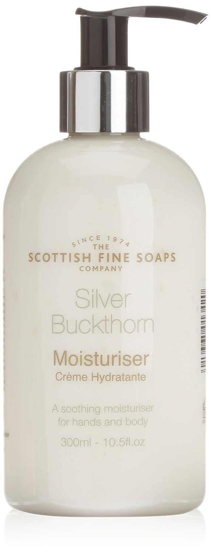 The Scottish Fine Soap Company Silver Buckthorn Hand Lotion Scottish Fine Soaps A01342