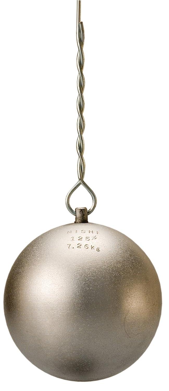 NISHI(ニシスポーツ) 陸上競技 ハンマー投 ハンマー練習用 7.26kg T5605 B00KDD1UQ2