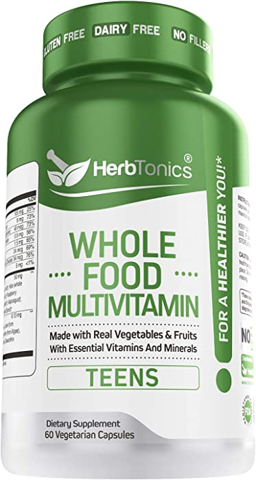 The Best Kids Multivitamin Whole Food