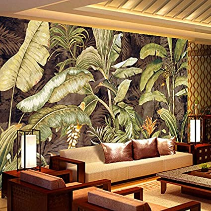 3d american retro style mural living room tv background wallpaper3d american retro style mural living room tv background wallpaper tropical restaurant non woven wallpaper amazon com