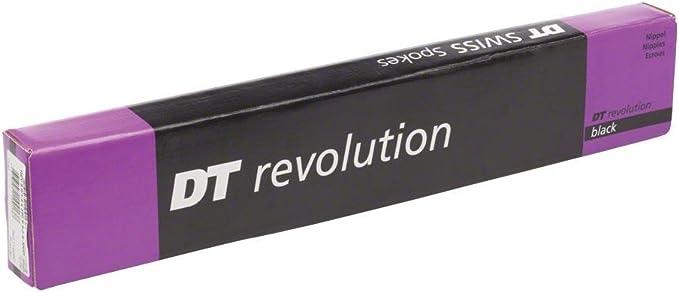 2.0//1.5//2.0mm 270mm J-bend Silver Each DT Swiss Revolution Spoke