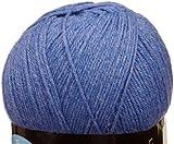 Lion Brand Yarn 550-110B Pound of Love Yarn, Denim