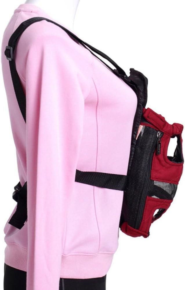 Pet Cat Dog Front Backpack Lightweight Outdoor Travel Bag Legs Out Carrier Dog Accessories Feli546Bruce Pet Bag