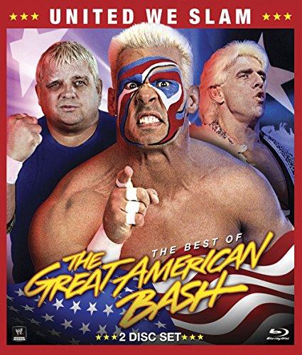 WWE: United We Slam - Best of Great American Bash [Blu-ray]