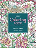 Posh Adult Coloring Book: God Is Good (Posh Coloring Books)