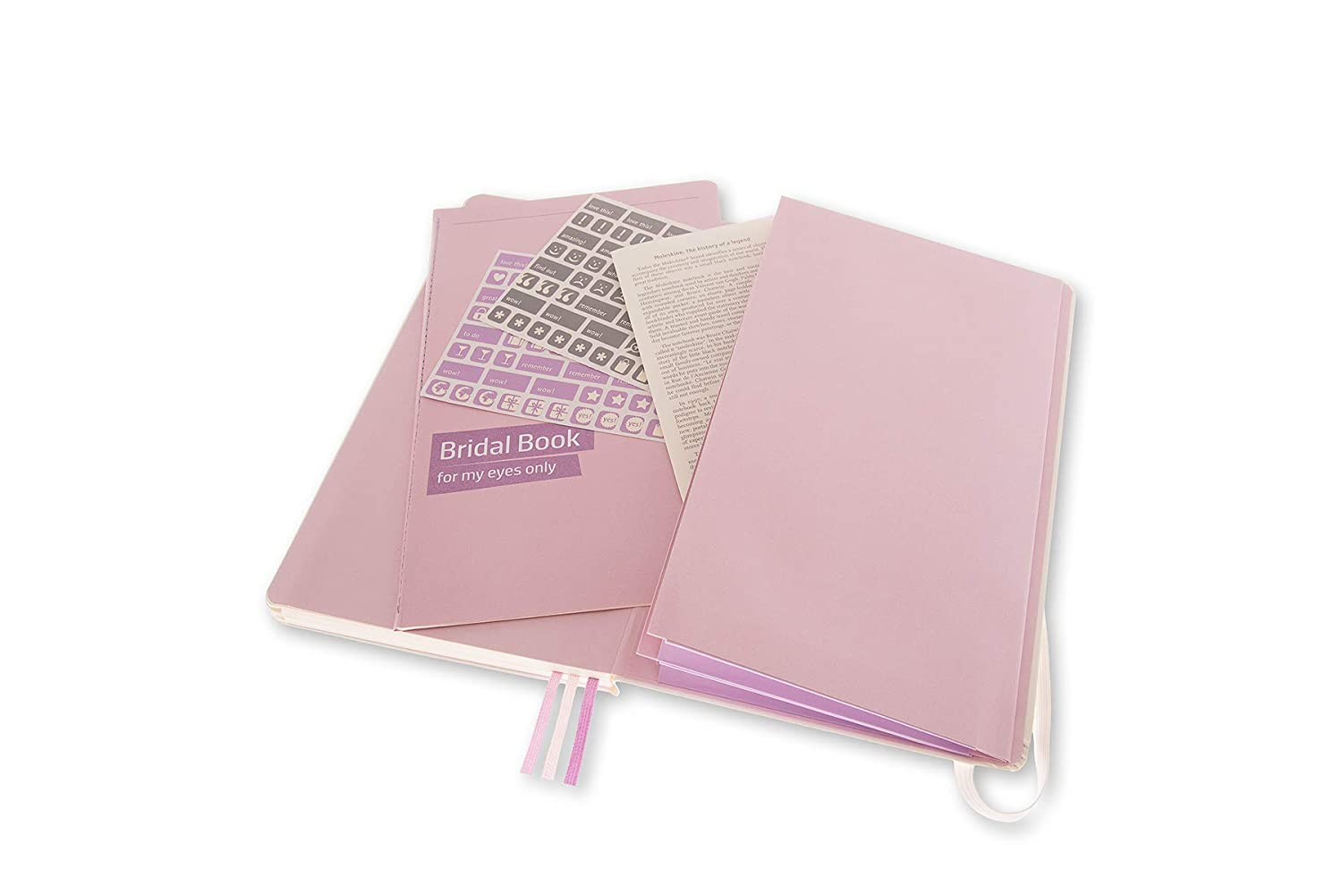 Moleskine Passion Journal, Wedding, Hard Cover, Large (5