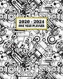 2020-2024 Five Year Planner: Engine Block Line